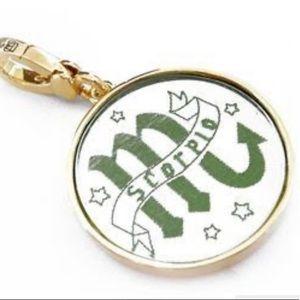 New Juicy Couture Mirror Scorpio Zodiac Charm